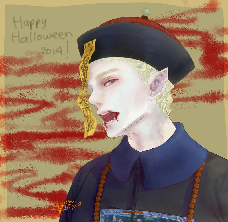 OKTOBERFEST--no i mean happy halloween! by nigeta9