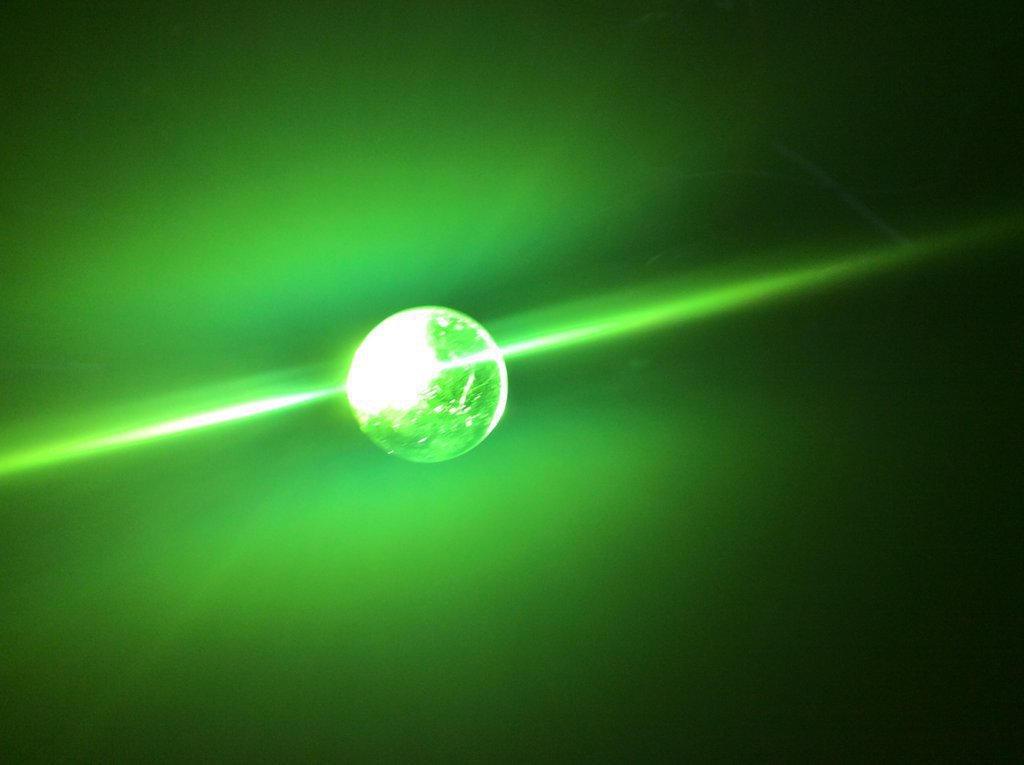 Anomalous planet, gamma waves by SoularWolf4