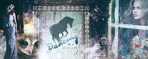 Dancing in a Dream Signature by deliquescedesign