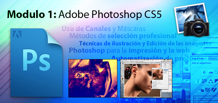 El Adobe Photoshop Cs5