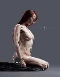 cyborg Advanced level by 35-Elissandro