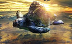 Dream of flying II by 35-Elissandro