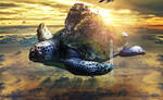 Dream of flying II