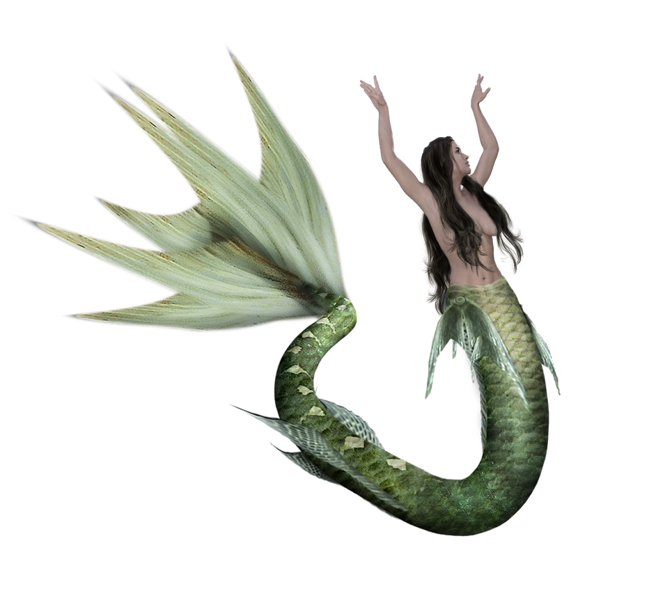 Mermaid by 35-Elissandro