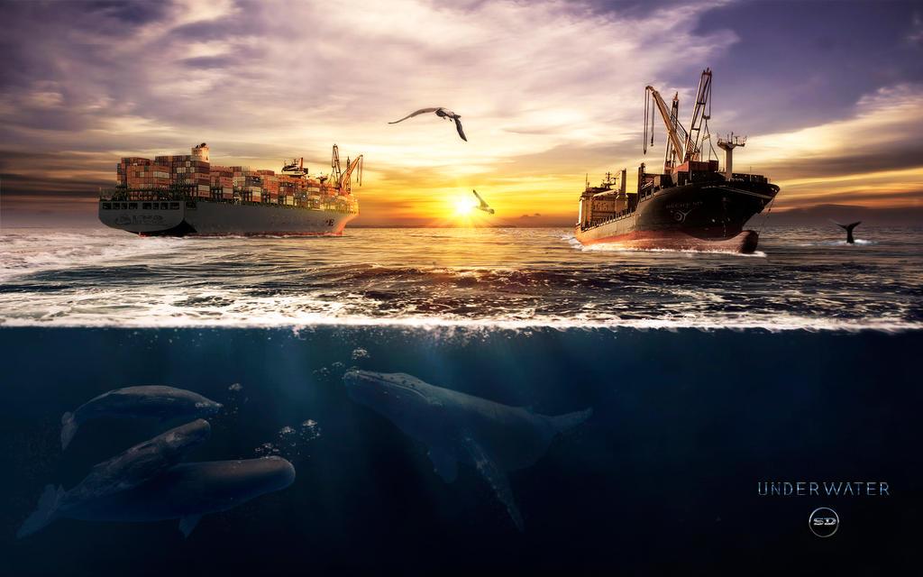Video Tutorial _ Underwater _ by 35-Elissandro