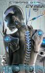 Making of Photoshop Tutorial Cyborg Advanced level
