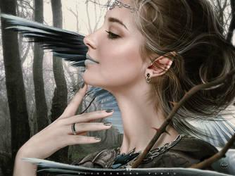 Photomanipulation_ Fantasy-Photoshop_Angel by 35-Elissandro