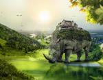 Create a Surreal Rhino