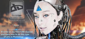 Cyborg-Girl- Sci-fi-- CYBER-SD-01-02- Adobe