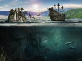 .Kraken by 35-Elissandro