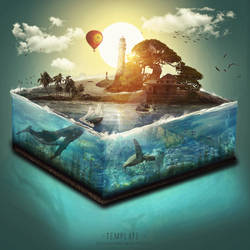 Photo Microworlds Full Tutorial by 35-Elissandro