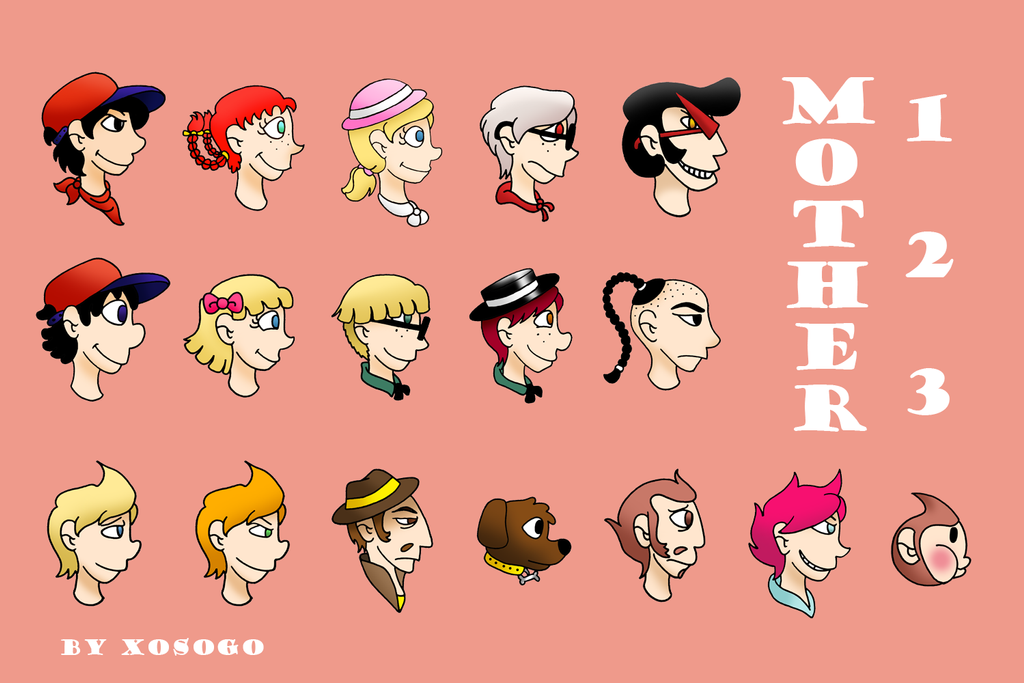 Image Gallery Mother 1