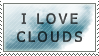 Clouds Stamp by devlindd