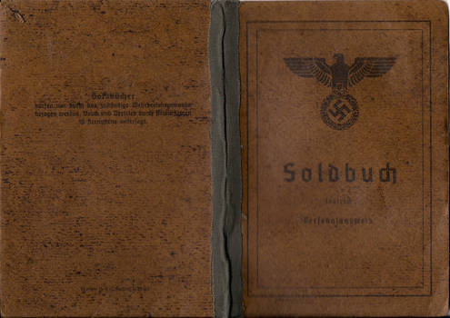 Soldbuch -Cover