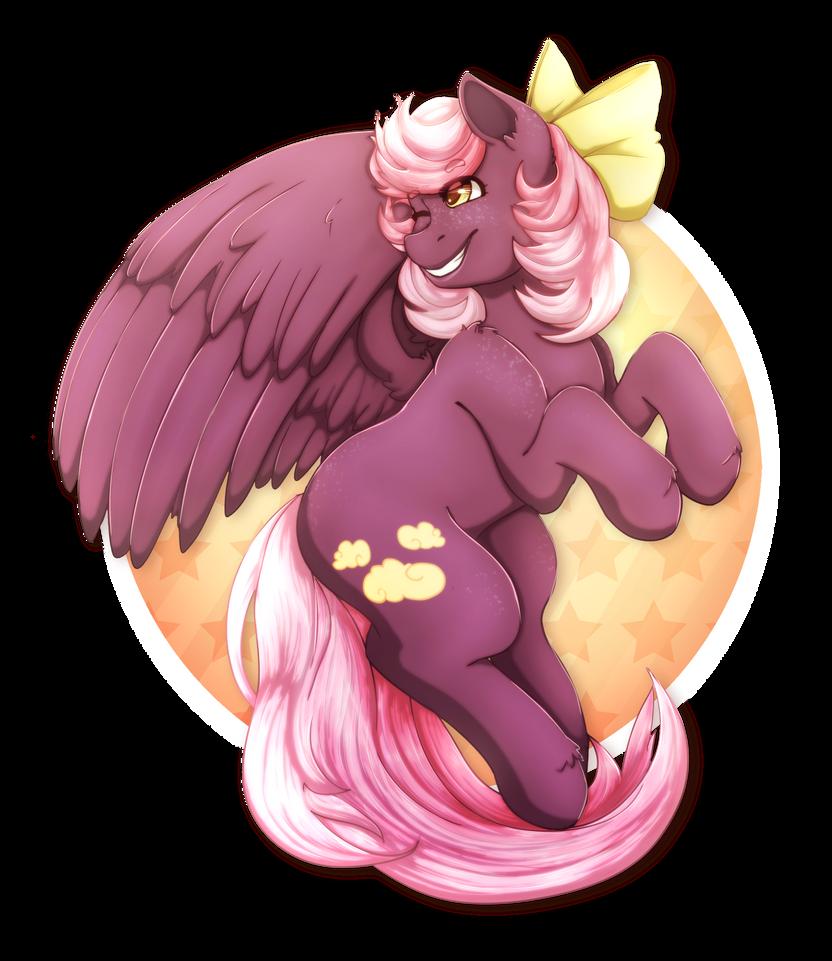 Contest entry: Fwuff horsie  by hahyh