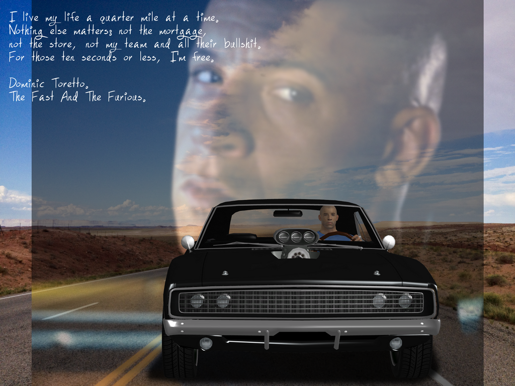 Best Quotable Lines From The Fast And The Furious Movie: Dominic Toretto By Leon5cottKennedy On DeviantArt