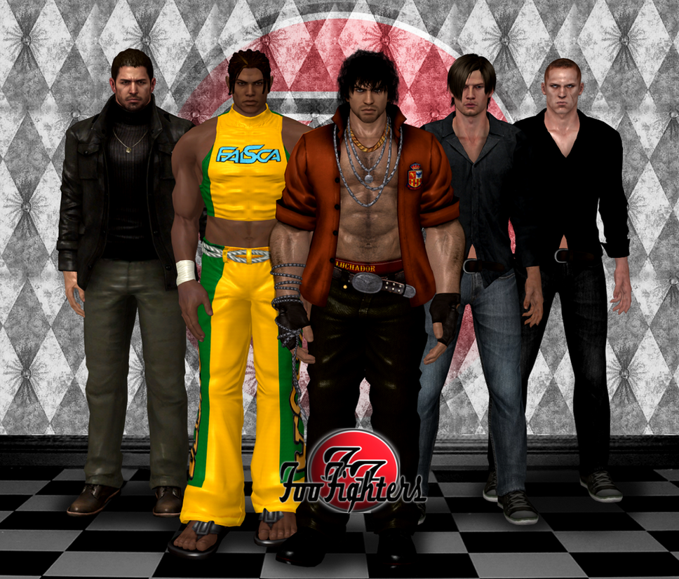 Tribute To Foo Fighters by Leon5cottKennedy