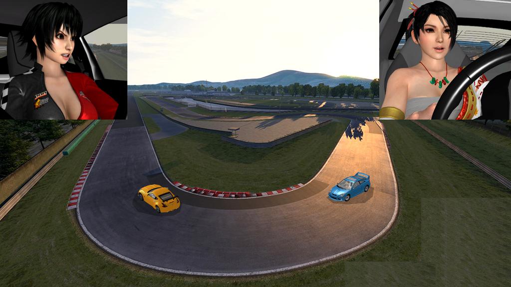 Speed Battle II 04 For Sakuyachan by Leon5cottKennedy