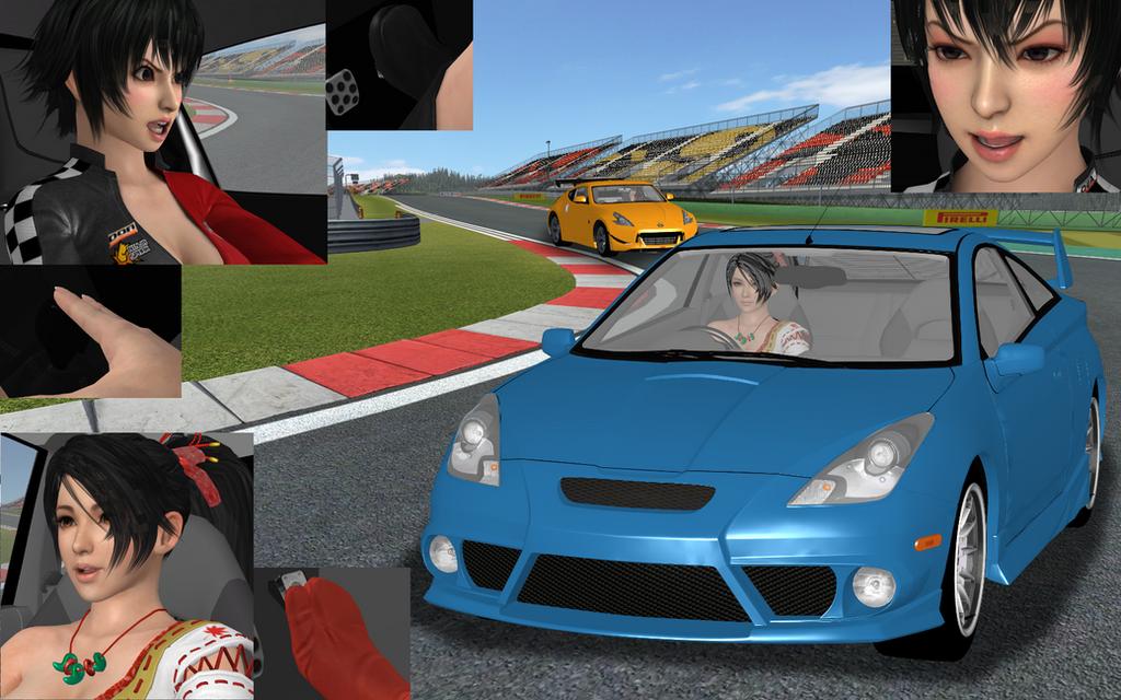 Speed Battle II 05 For Sakuyachan by Leon5cottKennedy