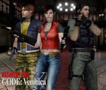 Resident Evil Code Veronica X 15 Years