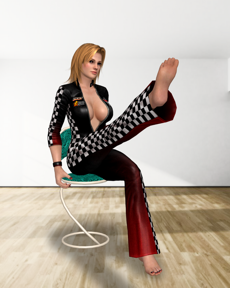 Stripping Sitting by Leon5cottKennedy