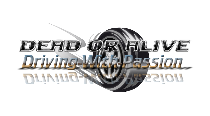 DOA Driving With Passion Logo by Leon5cottKennedy