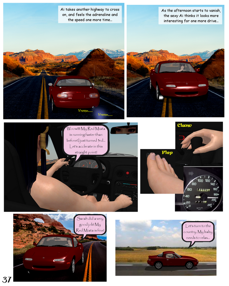 Hot Summer Driving 52 Episode 8 01 by Leon5cottKennedy