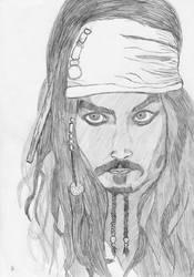 Cap't Jack SParrow by Minif by PotC