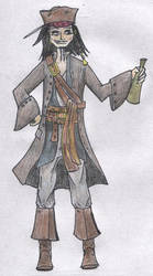 More Jack by PotC