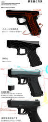 making of glock by THE-LM7