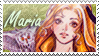 Stamp: Maria by Gypsy-Rae