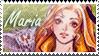 Stamp: Maria by Gypsy-Rae