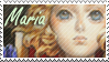 Stamp: Child Maria by AndreAla-Rae
