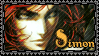 Stamp: Simon by AndreAla-Rae