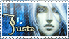 Stamp: Juste by Gypsy-Rae