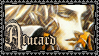 Stamp: Alucard by Gypsy-Rae