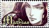Stamp: Mathias