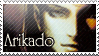 Stamp: Arikado by Gypsy-Rae