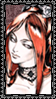 Portrait Stamp: Succubus by Gypsy-Rae