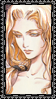 Portrait Stamp: Lisa by AndreAla-Rae