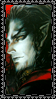 Portrait Stamp: Dracula by Gypsy-Rae