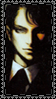 Portrait Stamp: Arikado 2 by Gypsy-Rae