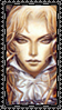 Portrait Stamp: Alucard by Gypsy-Rae