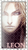 Portrait Stamp: Leon by AndreAla-Rae