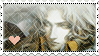 Stamp: Alucard Love by AndreAla-Rae