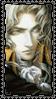 Portrait Stamp: Alucard II by Gypsy-Rae