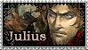 Stamp: Julius by Gypsy-Rae