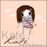 Kate Avatar by darichan