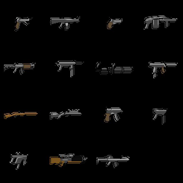 Pixel Gun D Zombie Slayer Paper Craft