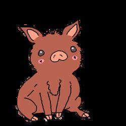 Cute Boar